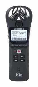 Zoom H1n 2 intrari reportofon portabil cu microfoane built-in X/Y (Negru) [2]