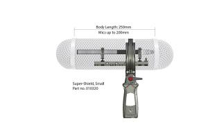 Rycote Super-Shield Kit sistem protectie microfon S [9]