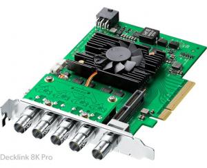 Blackmagic Placa de captura DeckLink 8K PRO Cinema [0]