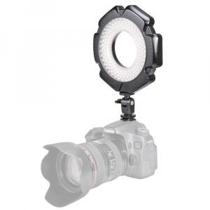 Tolifo Ring Light Led lampa circulara Macro1