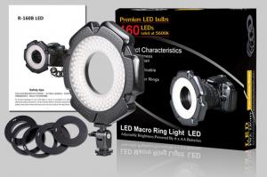 Tolifo Ring Light Led lampa circulara Macro5
