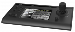 JVC RM-LP100 telecomanda PTZ control camera prin IP4