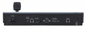 JVC RM-LP100 telecomanda PTZ control camera prin IP1