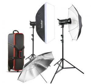 Godox Kit de Blit-uri foto 2x400W0