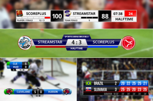 Streamstar Scoreplus Server3