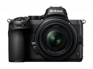 Nikon Aparat foto Mirrorless Kit Z5 cu obiectiv 24-50mm si FTZ3