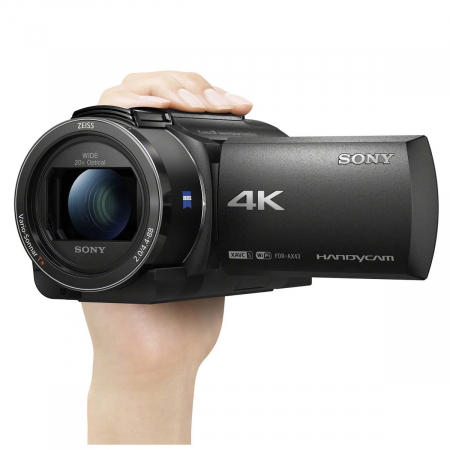 Sony FDR-AX43 Camera Video Compact 4K [1]