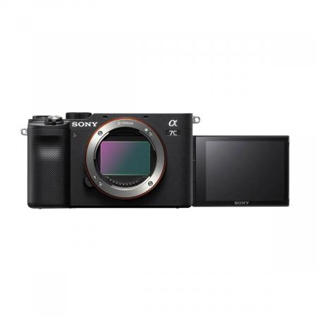 Sony Alpha A7C Aparat Foto Mirrorless Full Frame 4K 24.2MP [1]