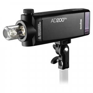 Godox AD200Pro TTL Pocket Flash Blit Portabil 200W