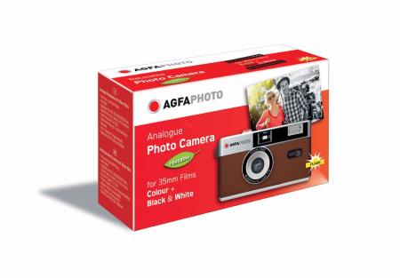 AgfaPhoto Aparat pe film 35mm reutilizabil [1]