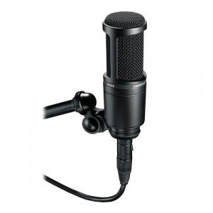 Audio-Technica AT2020 Microfon XLR de studio1