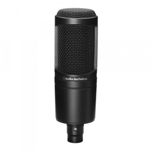 Audio-Technica AT2020 Microfon condensator cardioid