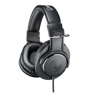 Audio-Technica ATH-M20X Casti profesionale monitorizare sunet0
