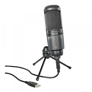 Audio-Technica AT2020USB+ Microfon USB