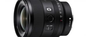 Sony 20mm Obiectiv Foto Mirrorless F1.8 G Ultra-Wide FE [2]