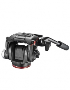 Manfrotto MHXPRO-2W Fluid cap trepied video4