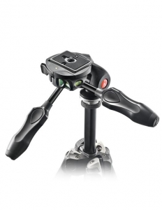 Manfrotto MH293D3-Q2 cap trepied foto 3-Way0