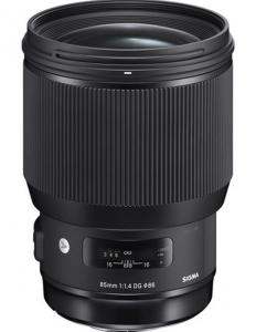 Sigma 85mm Obiectiv Foto DSLR f1.4 DG HSM ART NIKON1