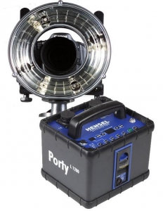 Hensel Porty kit generator cu Ringflash6
