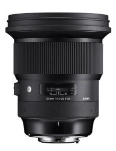 SIGMA 105mm F1.4 DG ART Canon1