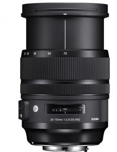 Sigma 24-70mm Obiectiv Foto DSLR f/2.8 OS DG HSM ART CANON4