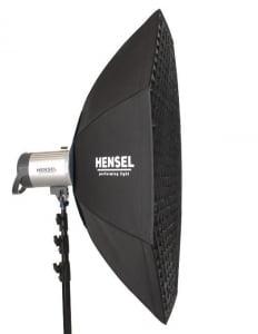 Hensel 4LUV120 fagure Octaform 120 cm3