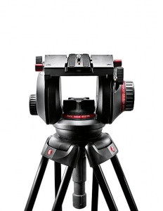 Manfrotto kit trepied video 509HD,536K1