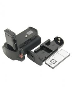 Digital Power Grip cu telecomanda compatibil Nikon D3400 [0]