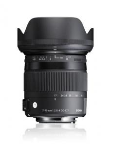 Sigma 17-70mm Obiectiv foto DSLR f2.8-4 DC Macro OS HSM C NIKON0
