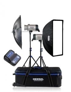 Hensel Integra plus 500Ws FM10 kit blitz-uri0
