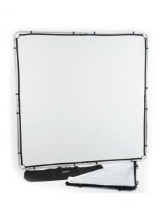 Lastolite Skylite Rapid Kit Rama cu panza Silver/White si Difuzie 2x2m [0]