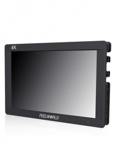FeelWorld Monitor 7'' IPS 1920x1200 3G-SDI 4K HDMI Input Full HD Carcasa Aluminiu3