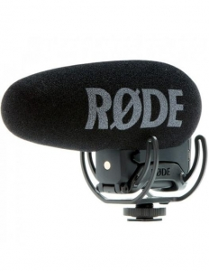 Rode Videomic Pro+ Microfon DSLR mirrorless directional video1
