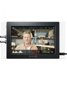 "Blackmagic Design Video Assist 4K 7""0"