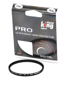 Digital King filtru UV multicoated slim 62mm
