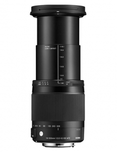 Sigma 18-300mm f/3.5-6.3 DC MACRO OS HSM C Canon2