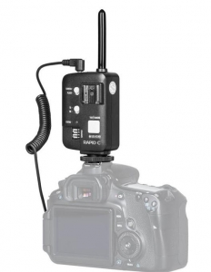 Genesis Rapid Navigator declansator wireless TTL HSS pentru Nikon2