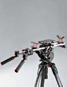 Manfrotto Sympla MVA514W suport obiectiv6