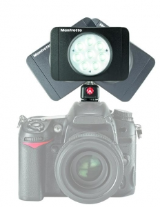 Manfrotto PowerLED Lumimuse 85