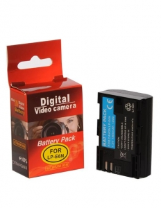 Pachet Digital Power Grip compatibil Canon 7D MarkII + Digital Power LP-E6 Acumulator compatibil Canon 5D / 6D / 7D / 60D / 70D1
