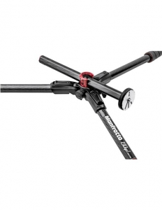 Manfrotto Seria M 190go trepied carbon3