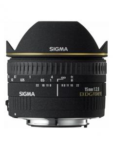Sigma 15mm F2.8 EX DG Dia. Fisheye Canon0