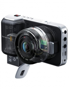 Blackmagic Pocket Cinema Camera Open box4