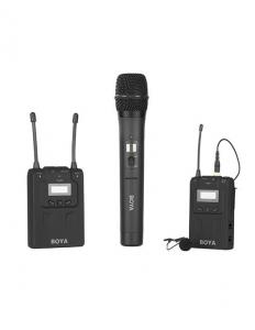 Boya BY-WHM8 UHF Wireless1