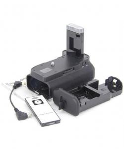 Digital Power Grip cu telecomanda compatibil Nikon D3100 / D3200 / D3300 / D55000
