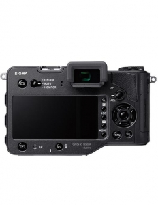 Sigma SD Quattro H Aparat Foto Mirrorless 45MP Body1