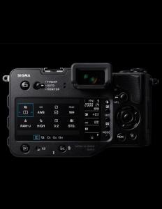 Sigma Aparat Foto Mirrorless SD Quattro 29MP Body6