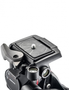 Manfrotto XPRO Cap trepied foto micrometric cu roti dintate [3]