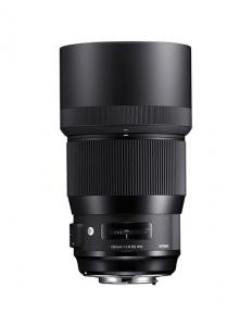 Sigma 135mm Obiectiv Foto DSLR f1.8 DG HSM ART Canon cutie alba0