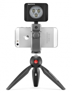 Manfrotto Twist Grip suport universal smartphone7